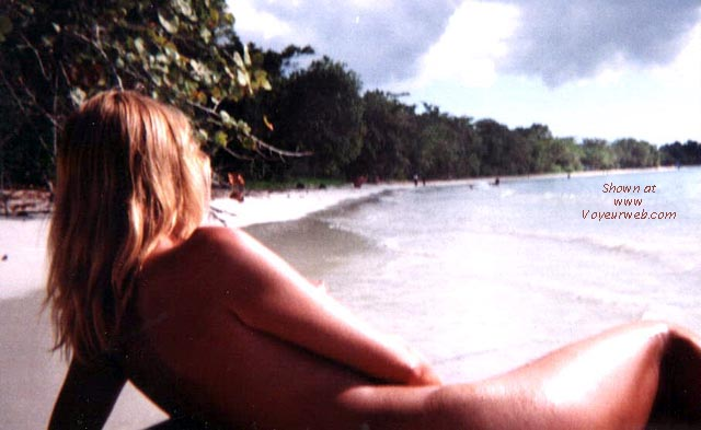 Pic #1 - Stacy in Jamaica