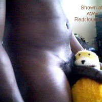 M* Uk Blk Male with Flat Eric