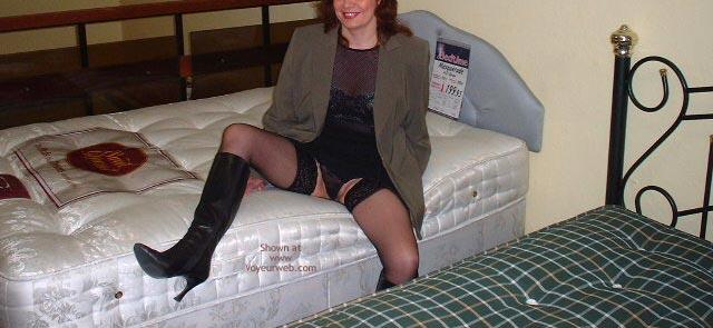 Pic #4 - Sue In Furniture Shop