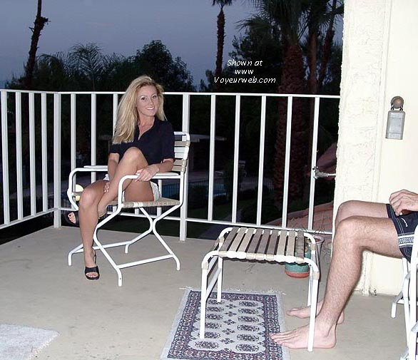 Pic #1 - On the Patio