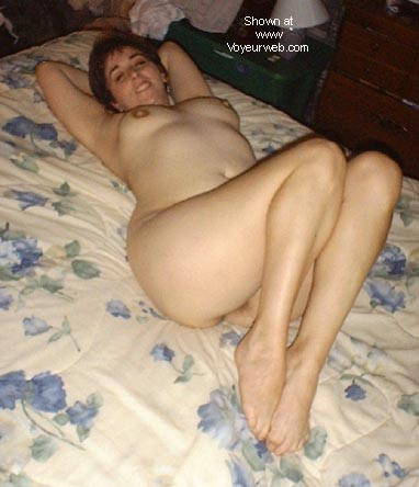Pic #4 - Babe's first time