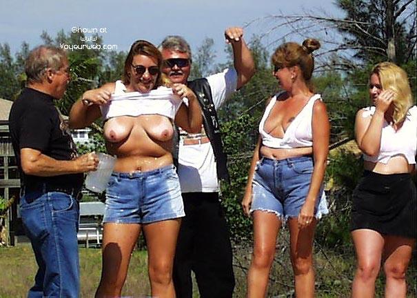 Pic #5 - Puber @ Wet T-Shirt Contest
