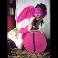 Magentablues Valentines Angel