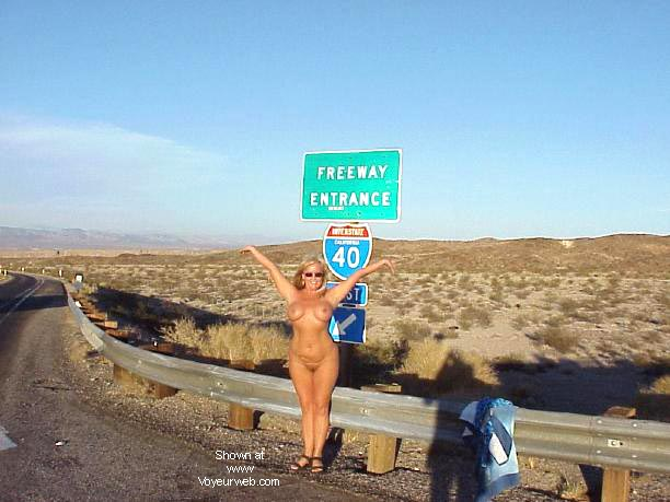 Pic #1 - Naked Vacation-Hwy40 to Santa Fe