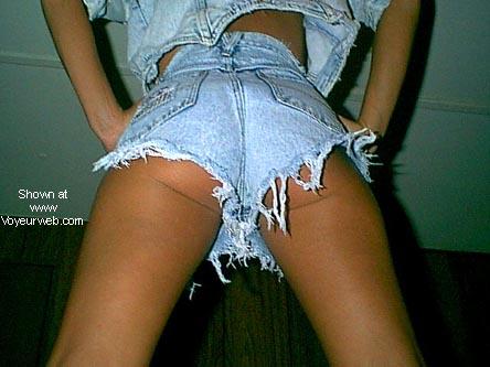 Pic #1 - Short legs in Short Shorts
