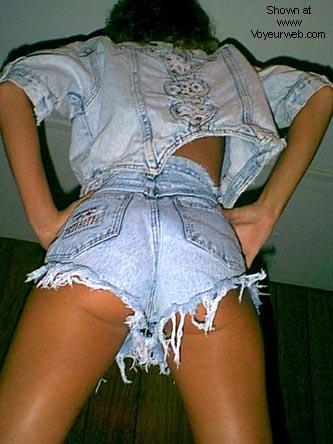 Pic #4 - Short legs in Short Shorts