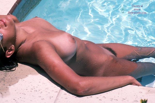Pic #1 - Lazin' by the pool II
