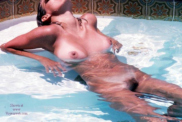 Pic #7 - Lazin' by the pool II