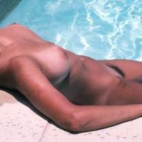 Lazin' by the pool II