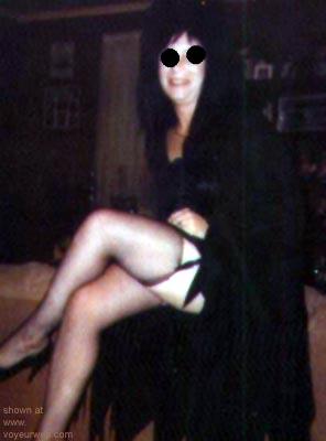 Pic #1 - Crazy      Cat Elvira