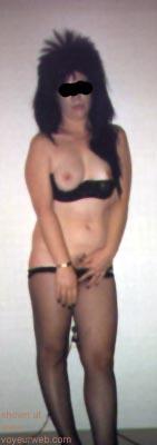 Pic #3 - Crazy      Cat Elvira
