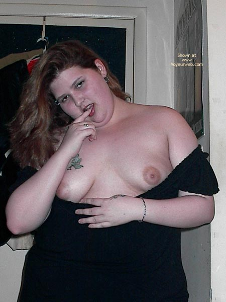 Pic #4 - 1st Time 20yr Bbw Lady Justice