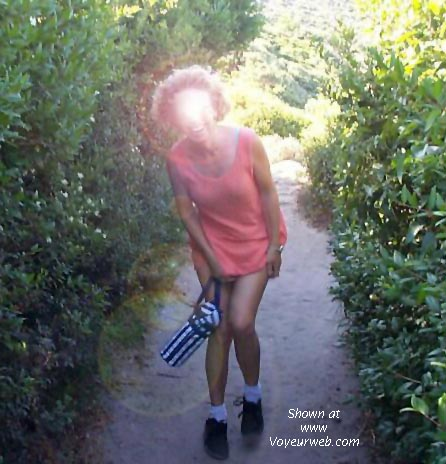 Pic #1 - Marilena's Tease