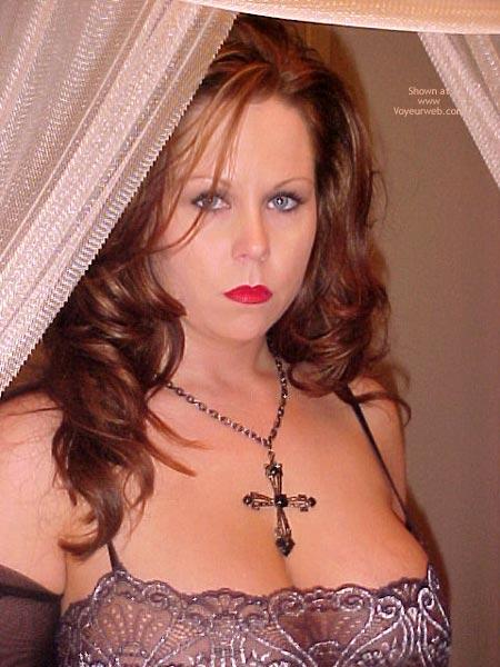 Pic #1 - 1perfect_angel69 Goes Black Widow!