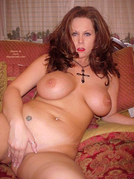 Pic #1 - Big Boobs And Covering Pussy - Big Tits, Navel Piercing , Big Boobs And Covering Pussy, Pubic Tatoo, Big Tits, Belly Button Ring, Curvy Mature