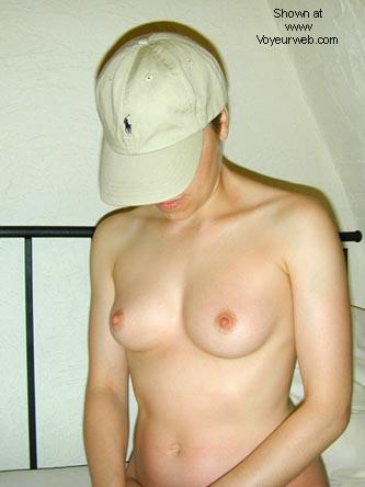 Pic #3 - Burned Belgian boobs...