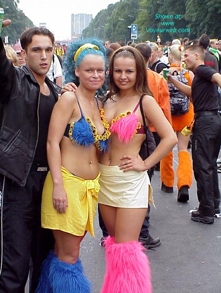 Pic #4 - Love Parade 2000 - Berlin