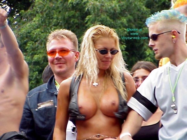 Pic #8 - Love Parade 2000 - Berlin