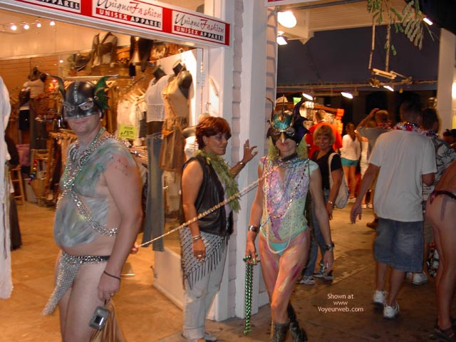 Pic #2 - Key West Fantasy Fest 2002 21