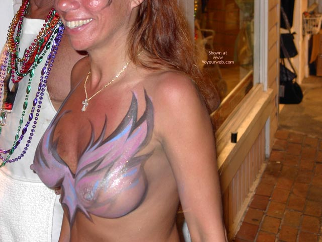 Pic #6 - Key West Fantasy Fest 2002 21