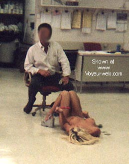 Pic #4 - Hot Stripper Office Birthday