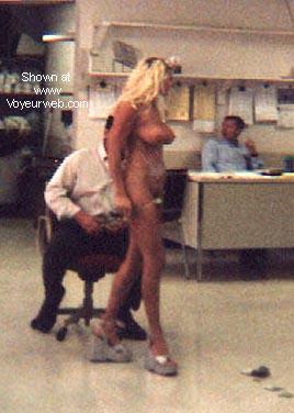 Pic #6 - Hot Stripper Office Birthday