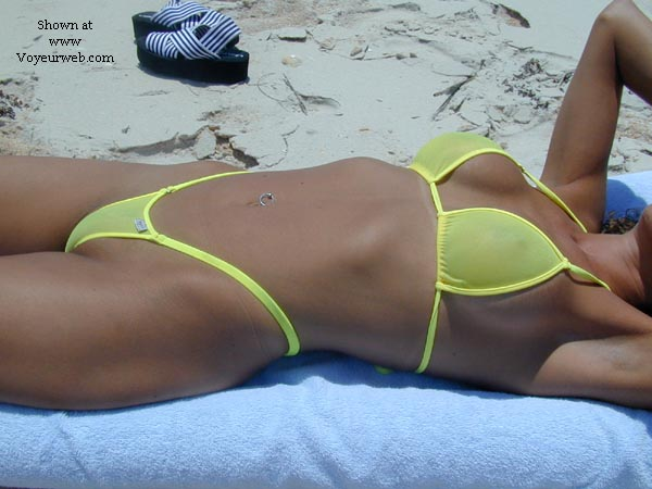 Pic #1 - HomersKat Micro Bikini - Part 1