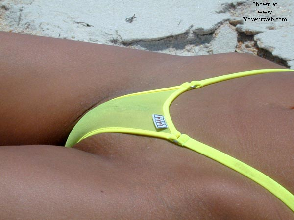 Pic #3 - HomersKat Micro Bikini - Part 1
