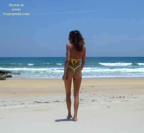 Pic #7 - HomersKat Micro Bikini - Part 1