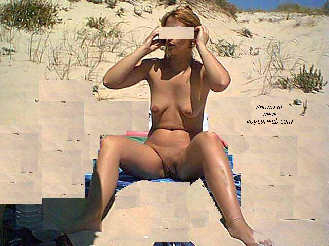 Pic #1 - MARTA at the nude beach