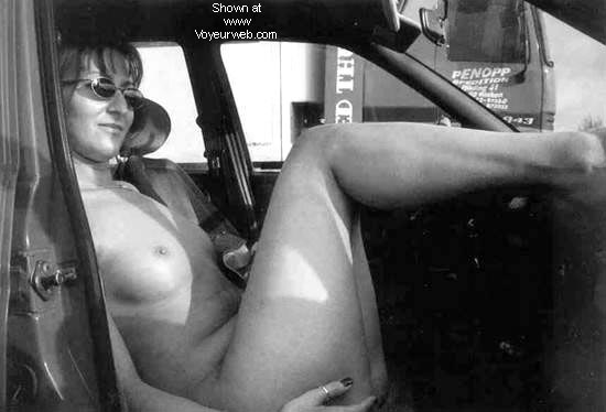 "Pic #3 - Simone""Autobahn RastPlatz"""