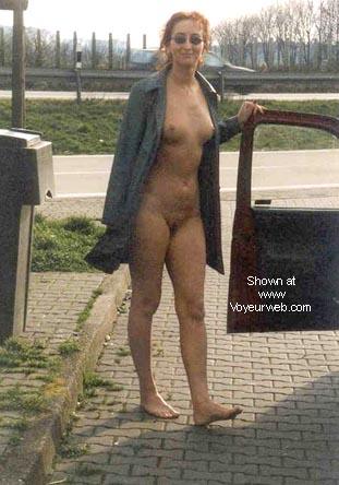 "Pic #9 - Simone""Autobahn RastPlatz"""