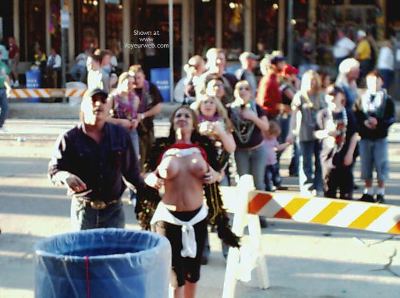 Pic #2 - Mardi Gras 2003 In Galveston, Texas