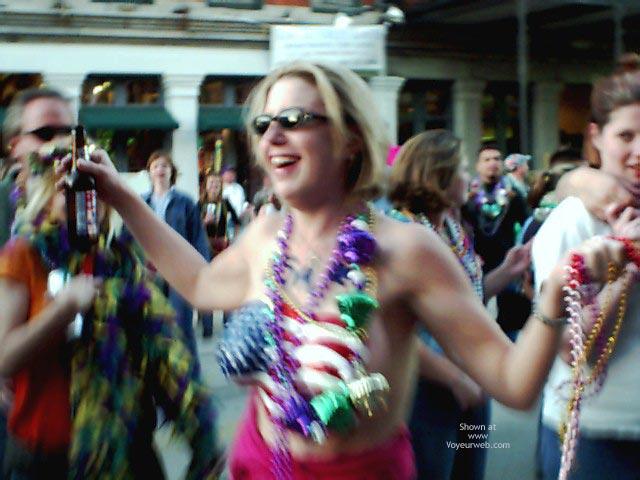 Pic #3 - Mardi Gras 2003 In Galveston, Texas