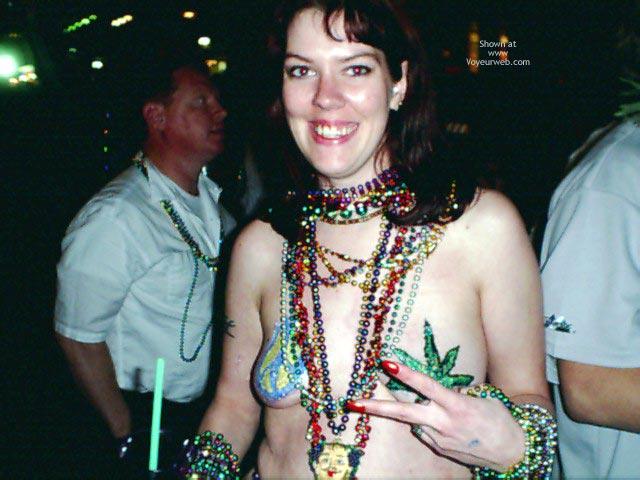 Pic #7 - Mardi Gras 2003 In Galveston, Texas