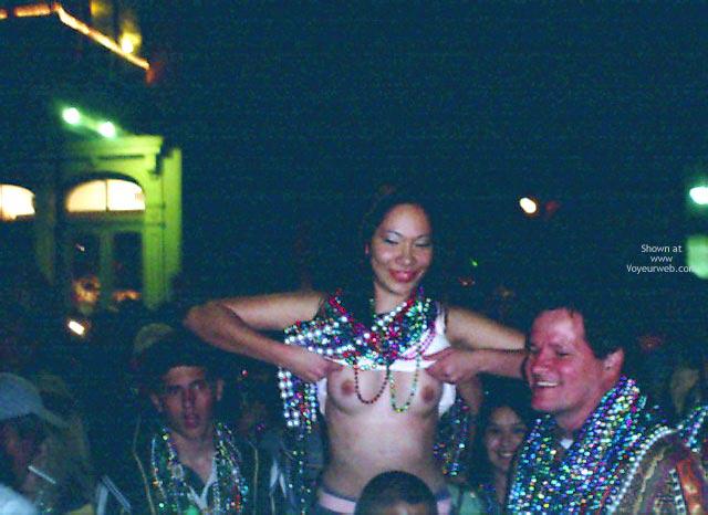 Pic #8 - Mardi Gras 2003 In Galveston, Texas