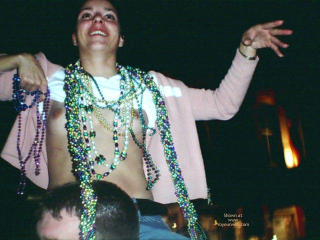 Pic #9 - Mardi Gras 2003 In Galveston, Texas