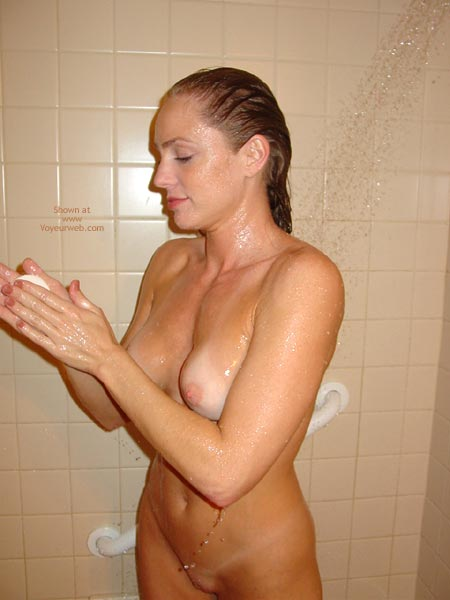 Pic #3 - Cody In The Shower