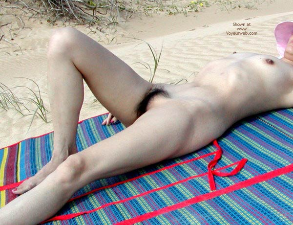 Pic #2 - Pictures Of My Wife On A Nudist Beach