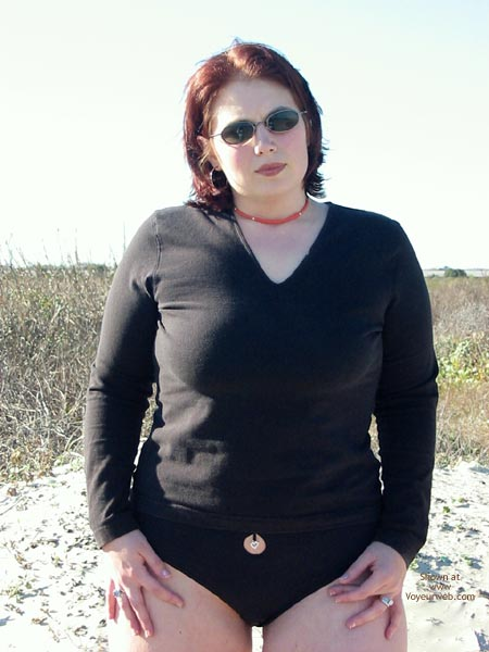 Pic #2 - Kittycrow At The Beach