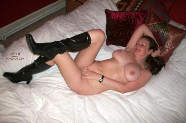 Pic #6 - Uk Jo  Boobs & Boots