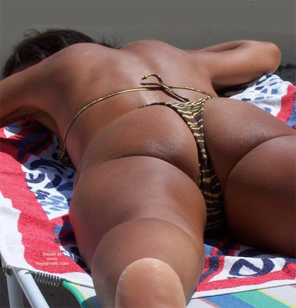 Pic #2 - Tanning relax