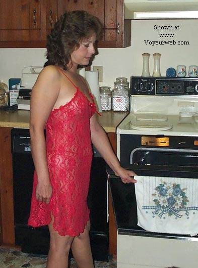 Pic #10 - How to Show a Man the Kitchen