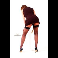 Susy Rocks..Sexy In Stockings