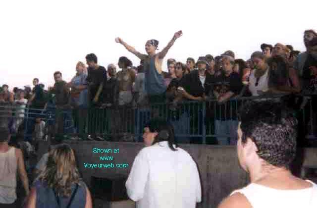 Pic #7 - OZZFEST 2000 -- Camden NJ