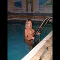 Relaxation Time In A Swiming Pool