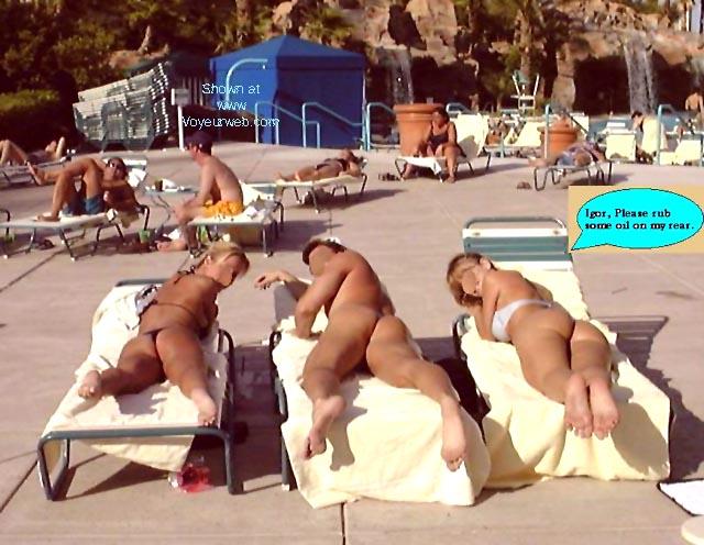 Pic #4 - Vegas Pool Thongs