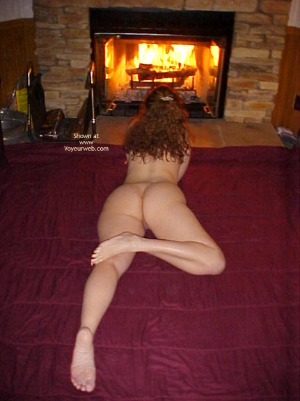 Pic #3 - Sherrieglo By The Fire 2