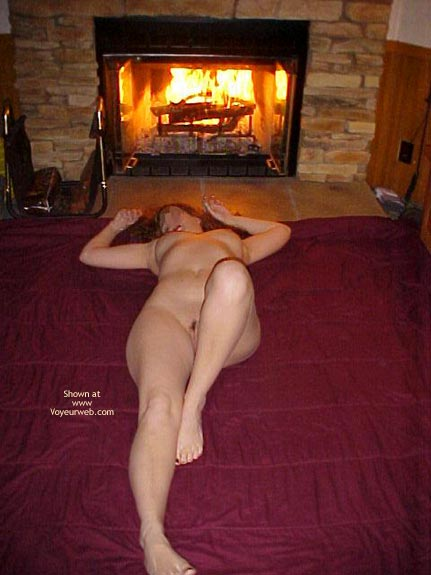 Pic #4 - Sherrieglo By The Fire 2