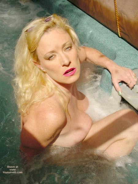 Pic #2 - Ashley In The Spa